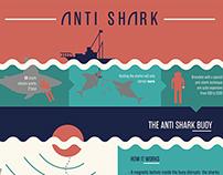 concept poster anti shark buoy