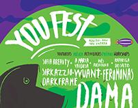 Proj. ETIC IDEIA :: Festival YouFest :: school project