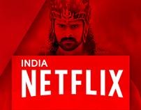 INDIA NETFLEX Design Concept