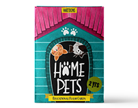 Home Pets Cards