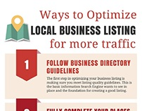 Ways to Optimize Local Business Listing