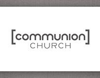 Communion Church | Branding