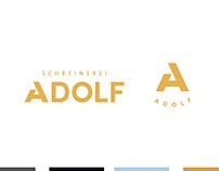Schreinerei Adolf _ Branding, Key Visual