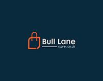 Bull lane Stores Logo & Branding