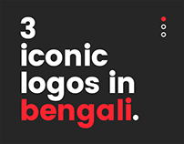 Bengali Concepts of Iconic Logos
