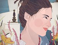 Alicia Jo Rabins Portrait