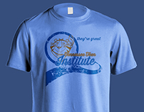 2014 Tennessee Teen Institute They're Great Camp Tee