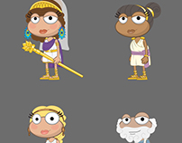 Poptropica & Poptropica Worlds | Character Design