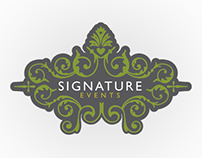 Logo | Signature Events