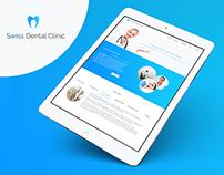 Website Swiss Dental Clinic