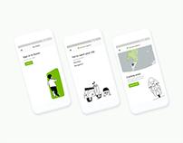 Runnr ∙ App Illustrations