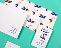 Lune-en-ciel - Identité visuelle / branding