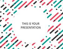 Kavana Free Presentation Template
