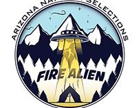 Fire Alien