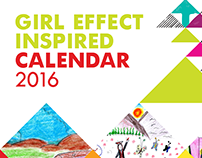 Girl Effect Calendar 2016