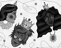 Păpuși (Lili, Rita, Adriana, Cristina, Iulia)