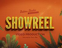 Babau Showreel