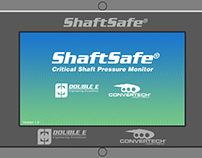 ShaftSafe Graphic User Interface and Branding