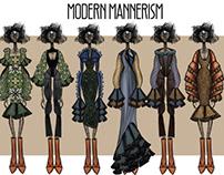 MODERN MANNERSM / 2018 COLLECTION