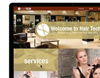 Hair Tech Branding