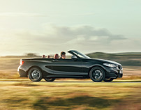 BMW M240 Convertible_UK