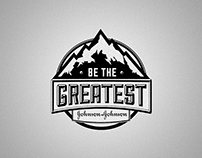 Be the Greatest - Conference Identity Design