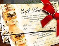 Gift Voucher SPA