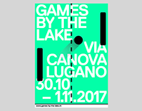 Games by the lake