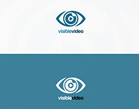 Visible Video Logo Design