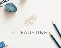 By Faustine - Logotype