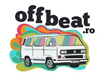 Logo Design : offbeat.ro