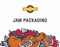 Spencer's Smart Choice - Jam Packaging