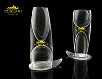 "Wine Glass ""Doublet"""