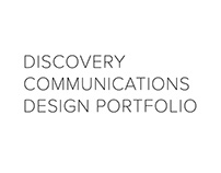 Discovery Communications Design Portfolio