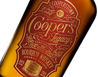 Cooper's Legacy by Cooperstown Distillery