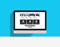 Pixel 4 Webdesign