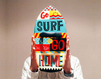 GO SURF OR GO HOME