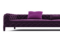 Arketipo Windsor Sofa 3d model