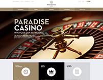 paradise casino proposal
