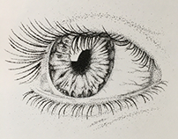 Eye Stippling