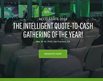 Accelerate 2018 (Apttus)