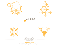JMP Christmas e-card 2015