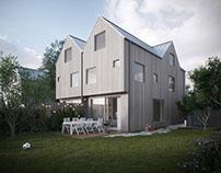 Eldsflamman Twin Houses