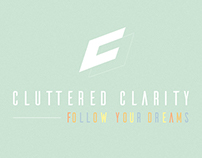 Album cover / Cluttered Clarity - Follow your dreams