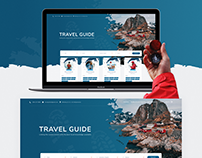 Website. Travel Guide