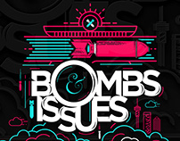 BOMBS & ISSUES - JOZI BAND