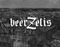 Редизайн пивной этикетки BeerZelis