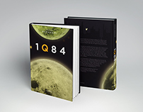 1Q84 Book Cover - Redesign