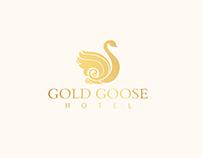 Gold Goose Hotel Logo