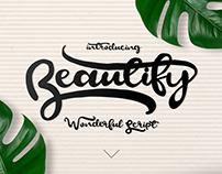 Beautify Wonderful Free Script